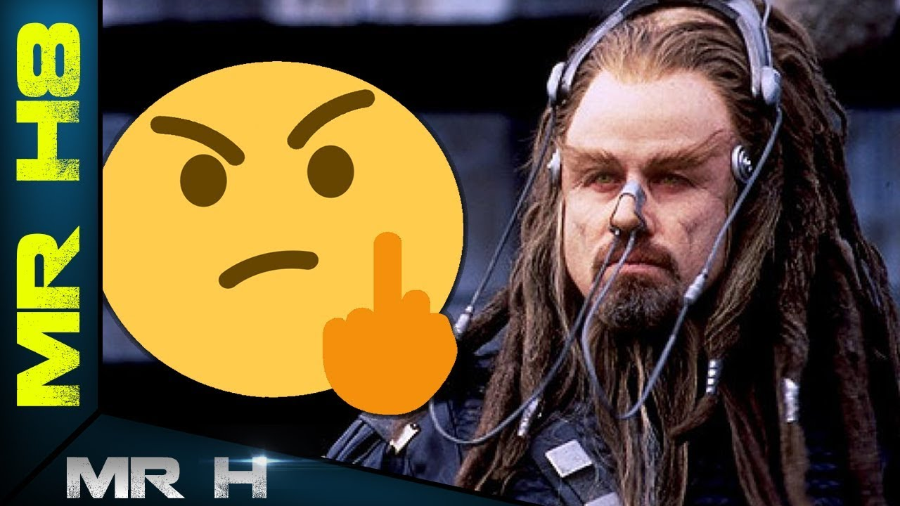 BATTLEFIELD EARTH - THE WORST MOVIE EVER MADE