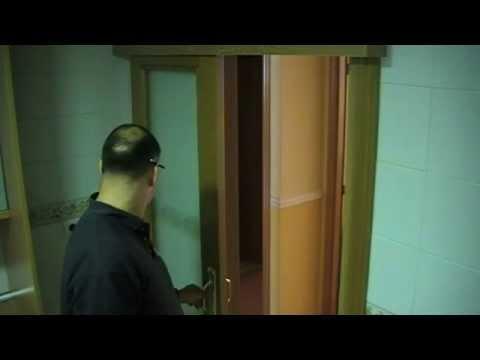 Como montar una puerta corredera paso a paso doovi - Montar puerta corredera ...
