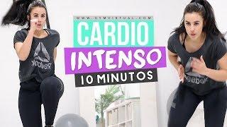 10 Minutos de cardio de ALTA INTENSIDAD | GymVirtual