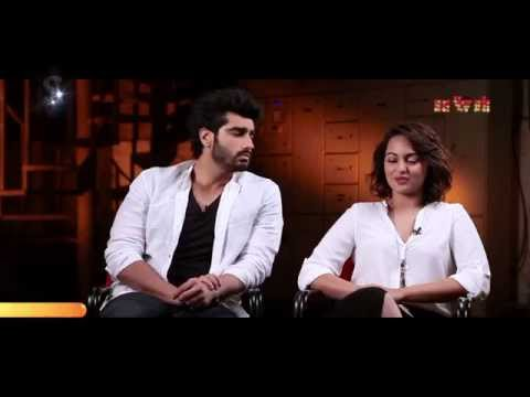 Arjun Kapoor & Sonakshi Sinha on Superman, Radha...