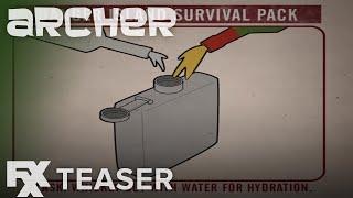 Archer | Season 9: Survival Pack Teaser | FXX