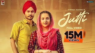 JUTTI : Himmat Sandhu (Official Video) Veet Baljit | Nick Dhammu | Latest Punjabi Songs | GK Digital