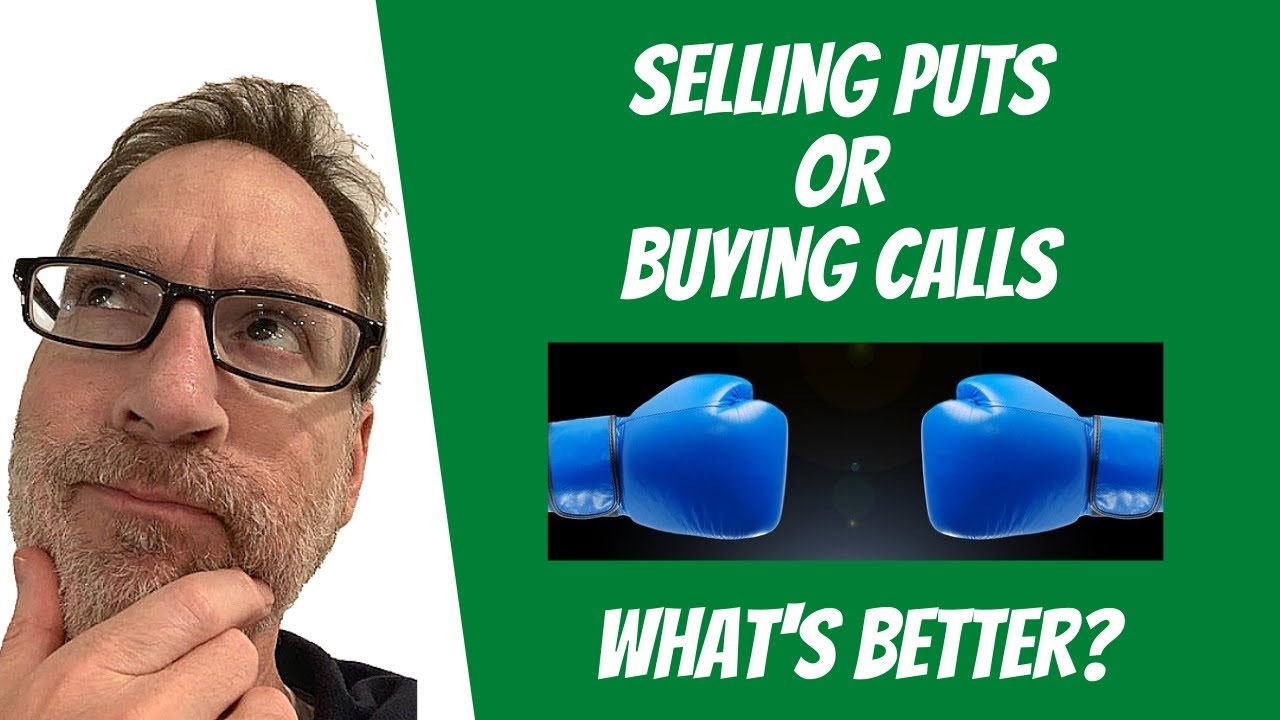 Selling Put Options vs Buying Call Options - Is There A Winner?