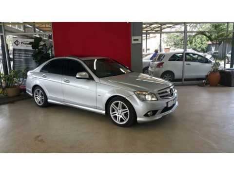 2008 mercedes benz c class c280 amg xenon sunroof paddle shift auto for sale on auto trader. Black Bedroom Furniture Sets. Home Design Ideas
