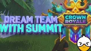 THE ULTIMATE DREAM TEAM - DUOS WITH SUMMIT (Realm Royale)