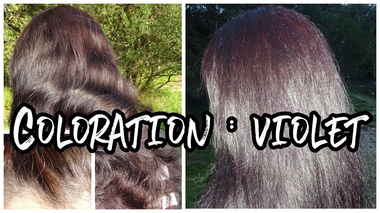 coloration violet igora 599 - Igora Coloration