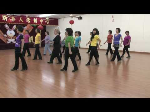 Open Book -Line Dance (Demo & Teach)