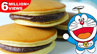 Dora Cakes / Dorayaki / Dora Pancakes | Kid's Favourite Food Recipe | Children's Day Special
