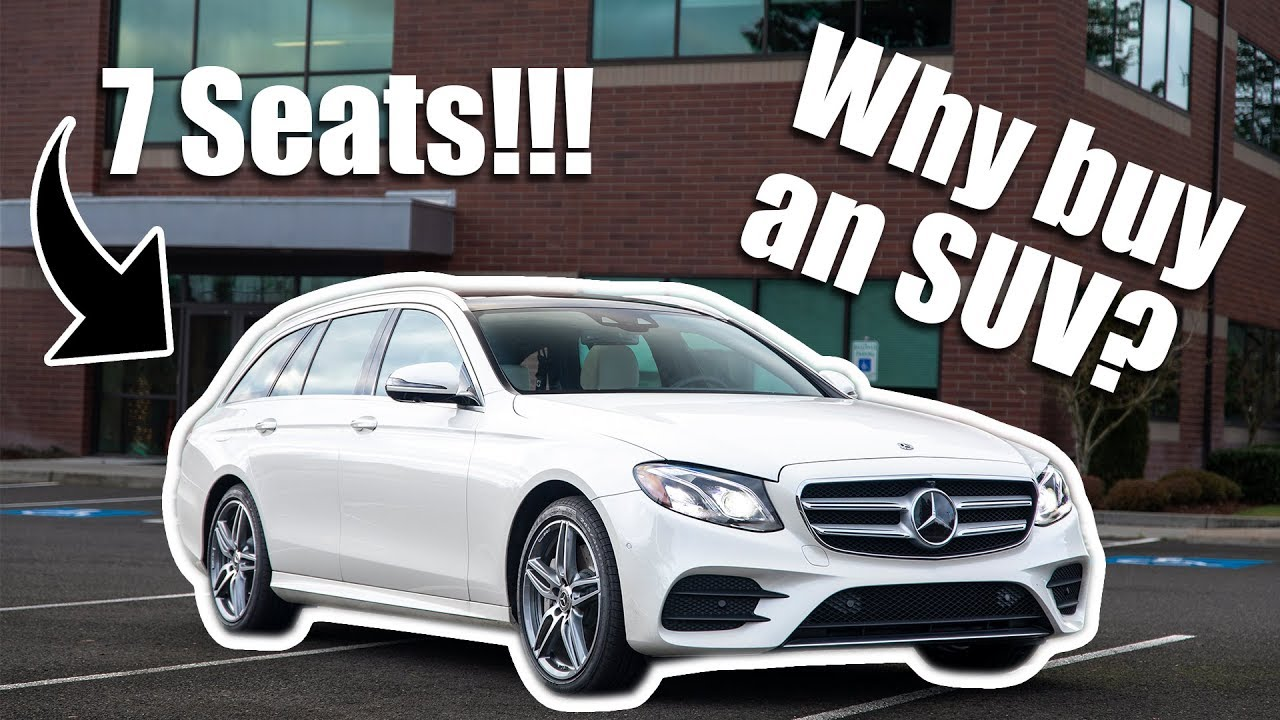 2019 mercedes e450 wagon review
