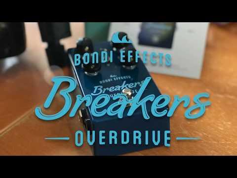 Bondi Effects: BREAKERS demo