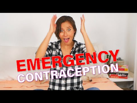 Emergency Contraception - Plan B, Morning After, Copper IUDs