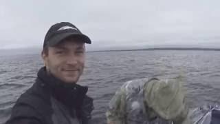 видео Рыбалка на Онежском озере