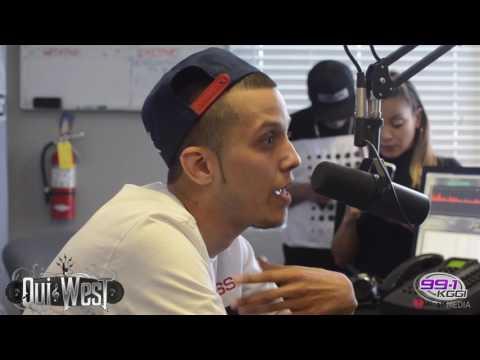 Gt Garza Interview @991 Kggi Studios