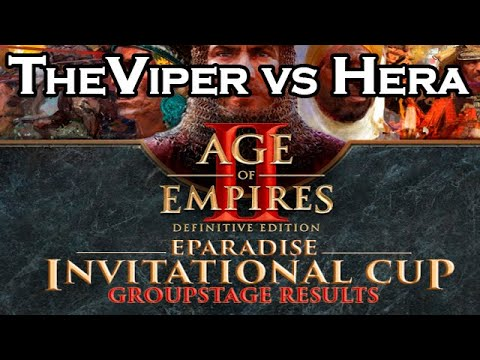 eParadise Cup | Group Stage | TheViper POV vs Hera