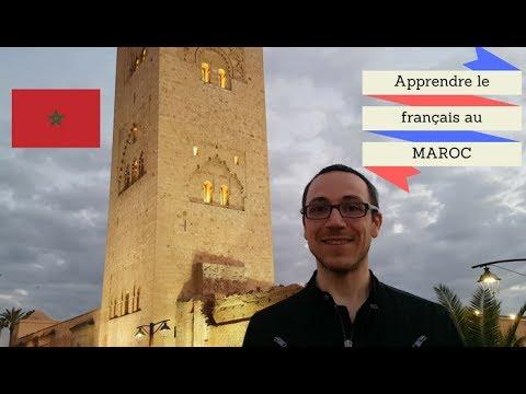 Apprendre le français au Maroc de façon naturelle
