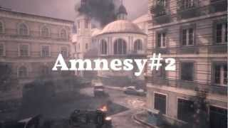 "Navi Amness in ""Amnesy #2"" // By Zenga"