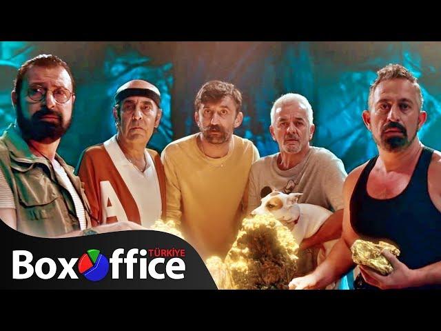 Karakomik Filmler (Kaçamak & 2 Arada) - Fragman 2