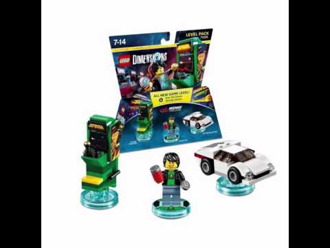 how to add level to lego dimensions