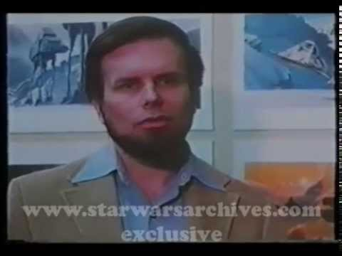Michel Parbot Empire Strikes Back lost documentary excerpts...
