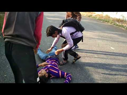 Boys fight in India ||funny video|| creative viner||amit bhadana new 2018