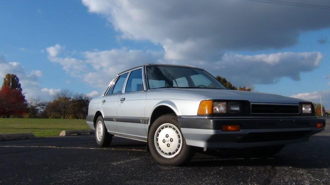 Honda Accord Lx >> My 1985 Honda Accord LX 5-spd - YouTube