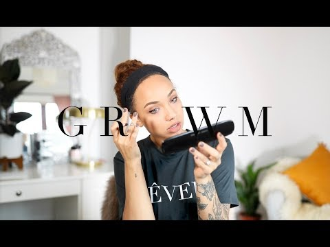 CHATTY MORNING GRWM & Q&A | Samantha Maria
