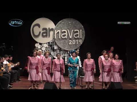 Carnaval Sénior 2019   Dono da Vaca Dono do Bezerro   Porto Martins