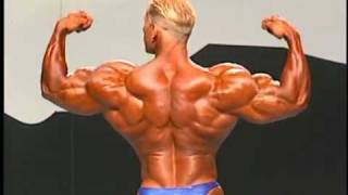 Dennis Wolf Posing Routine Mr Olympia 2007 Fan Video