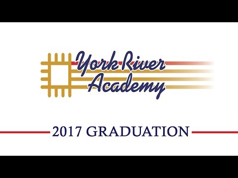 York River Academy Graduation 2017