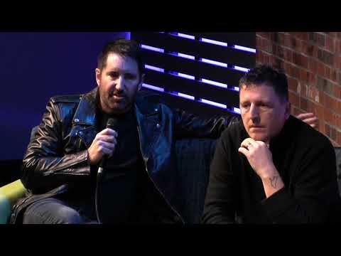"""Nine Inch Nails Interview: """"Trent and Atticus Working Together"""""""
