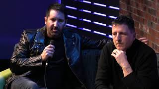 "Nine Inch Nails Interview: ""Trent and Atticus Working Together"""