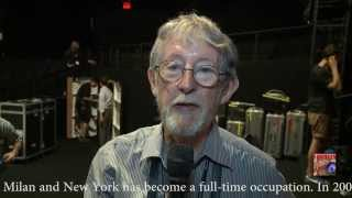 Interview with legendary Catwalk Runway Photographer Chris Moore at NY Fashion Week SS13 Thumbnail