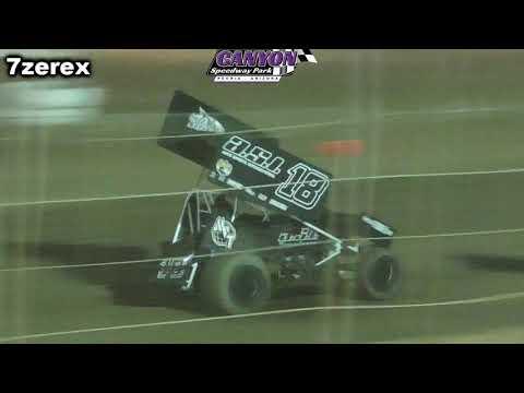ASCS WING SPRINTS MAIN Canyon Speedway park 5-26-2019
