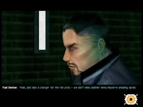 Speed Run - Walkthrough - GamePlay - DeusEx