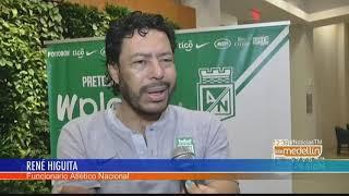 Atlético Nacional se prepara para enfrentar su primer amistoso en Miami [Noticias] - Telemedellín