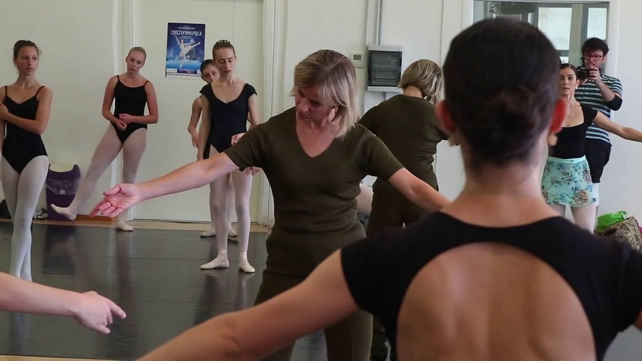 Bolshoi Ballet Academy Summer Intensive 2016, Urbino, Italy