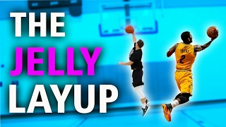 The Jelly Layup: How to Shoot a Layup With Spin