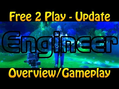 WildStar F2P – Engineer – Overview Gameplay