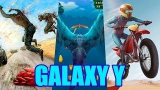 Top 5 Melhores Jogos Para Galaxy Y/Pocket/Ace