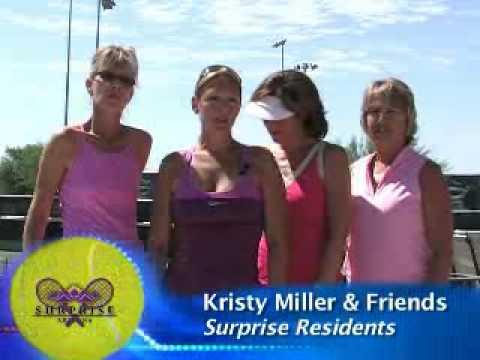 Best Tennis Town - Surprise Arizona - Video Entry video thumbnail