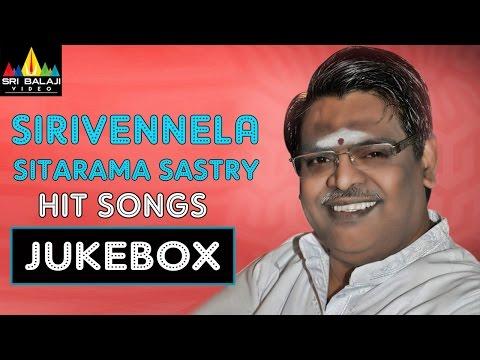 Sirivennela Sitarama Sastry Hit Songs Jukebox | Telugu Video Songs Back to Back | Sri Balaji Video