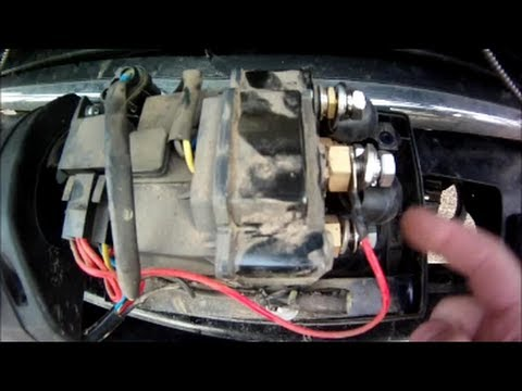 Replacing Your Winch Solenoid How To Video Youtube