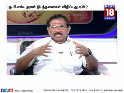 Interview With Mafoi K Pandiarajan | Vellum Sol | News18 Tamil Nadu