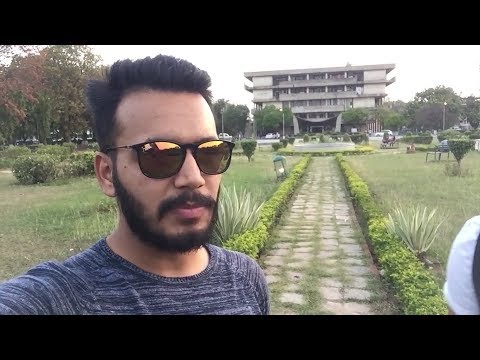 Must watch video on Panjab University Chandigarh (Campus & everything)| UIET