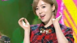 T-ARA - Do you know me?, 티아라 - 나 어떡해, Music Core 20140308