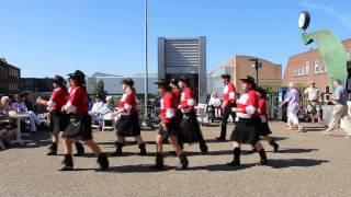 opvisning 5 under uret, Linedance til Ballerup Musikfest 2015