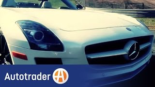 2012 Mercedes-Benz SLS AMG Roadster: 5 Reasons to Buy