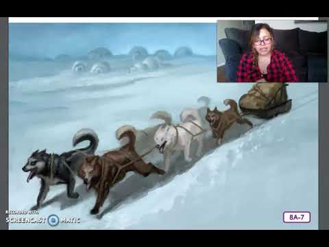 Native Americans: Regions And Cultures (Lesson 8): Native Americans Of The Arctic/Subarctic