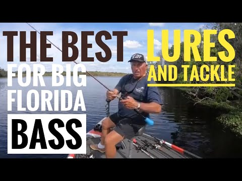 My 12 Favorite Lures And Tackle For Big Florida Bass