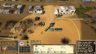 """Desert Rats vs. Afrika Korps (2004) - 14 """"Reclaiming Tobruk"""" by Gaming Hoplite"""